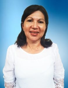 Maria Reyes - Asistente