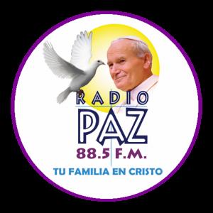 logo radio paz el salvador