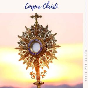 radio paz sagrado corpus cristi