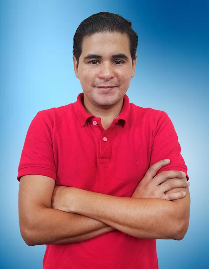 Douglas Molina - Locutor