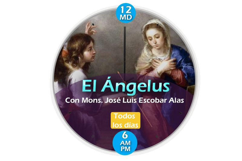 REZO DEL ANGELUS EN RADIO PAZ