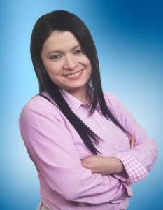 Eunice Rojas de Bello - Locutora y Gerente