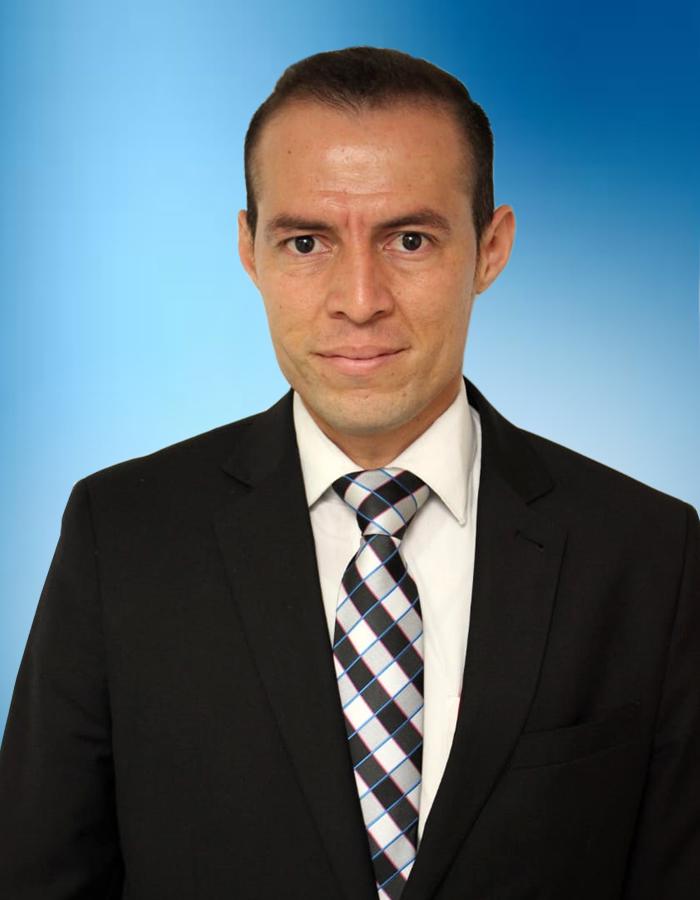 Giovanni Mejía - Locutor