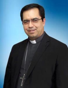 Mons. José Luís Escobar Alas - Presidente