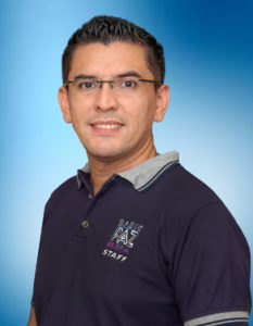 Omar González - Locutor