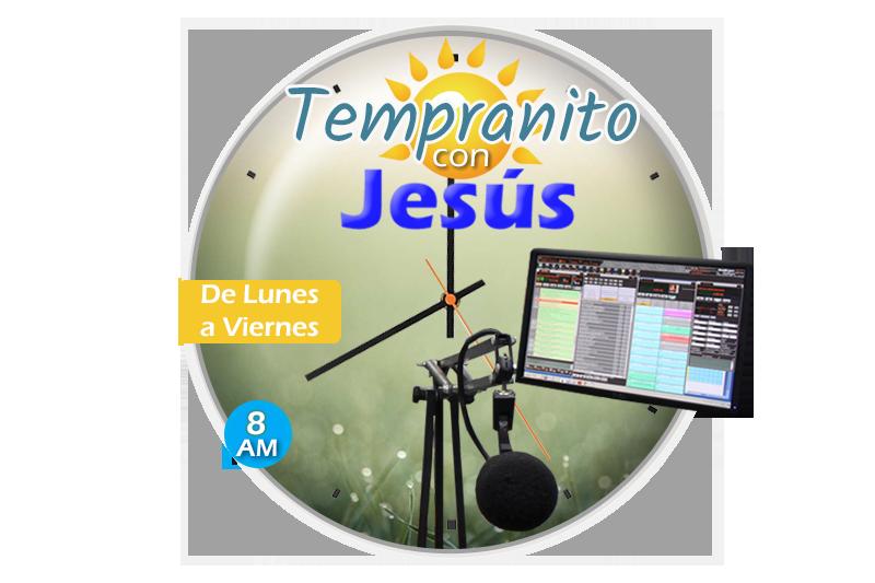 Tempranito con Jesus Radio Paz El Salvador