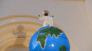 transfiguracion del divino salvador del mundo fiesta patronales 2019