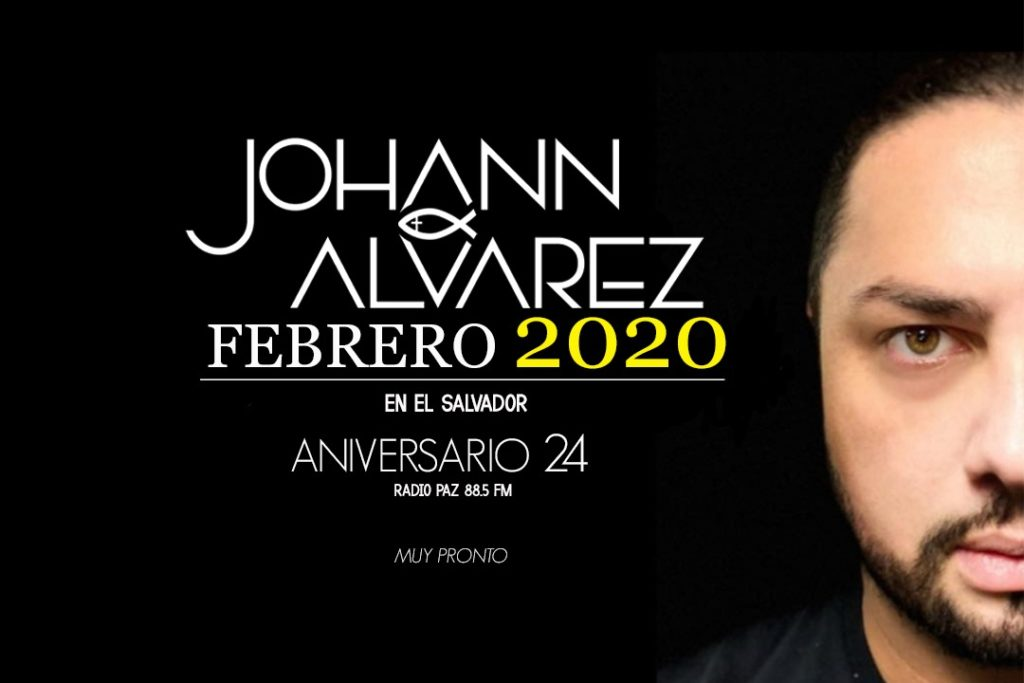 Presentacion JOHANN ALVAREZ el salvador
