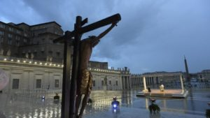 Video de la bendicion urbe et orbi 2020 covid-19 papa francisco