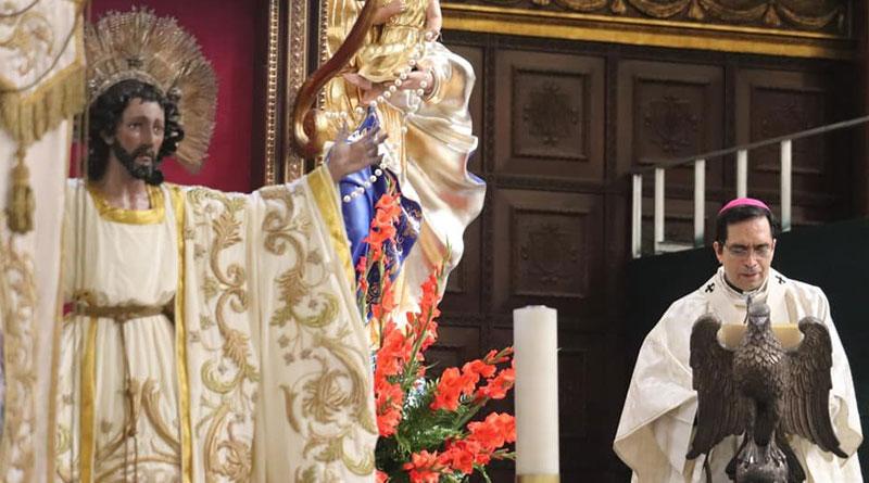 arzobispo de san salvador anuncia reapertura de templos catolicos